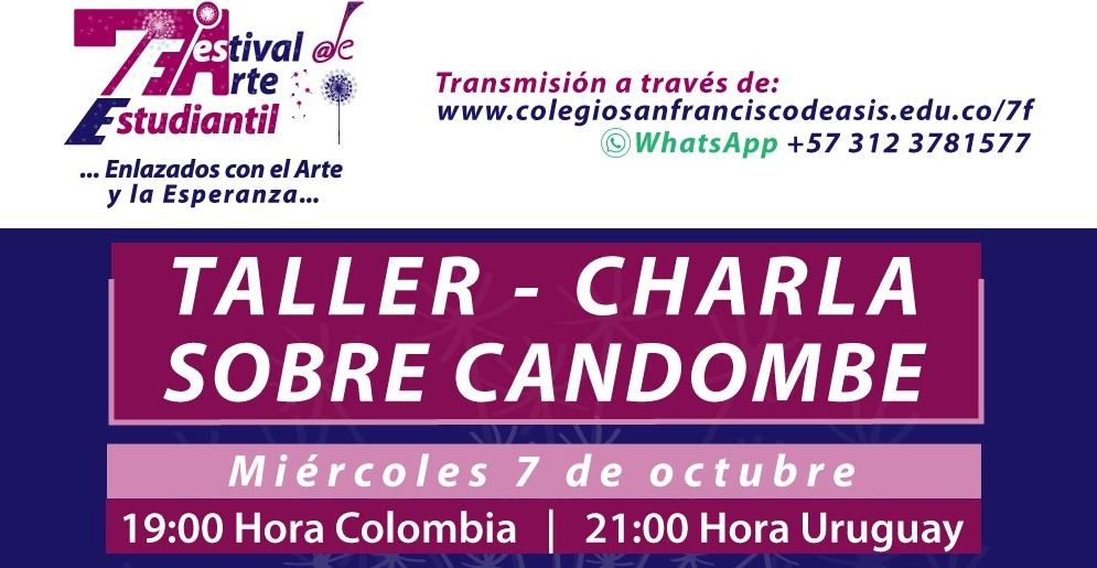En Tabio, Cundinamarca, Colombia se realizará la séptima edición del Festival de Arte Estudiantil que lleva adelante el Colegio San Francisco de Asís
