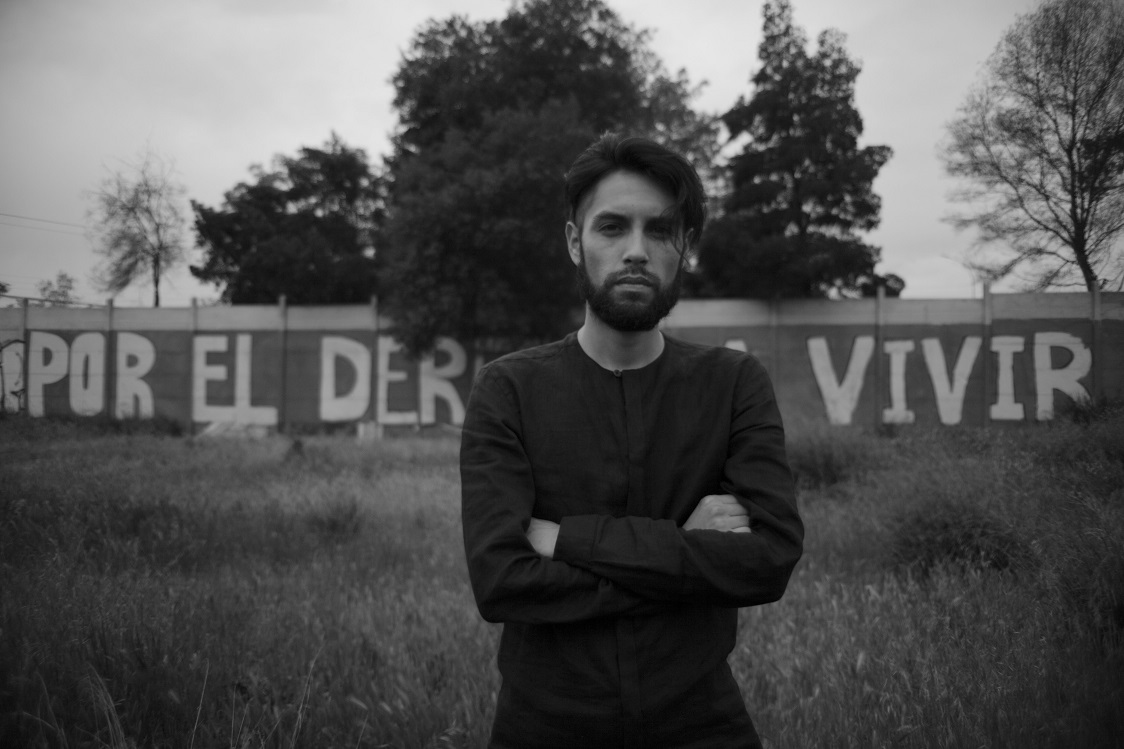 El cantautor chileno Camilo Antileo se presentará en vivo en Guanajuato, México