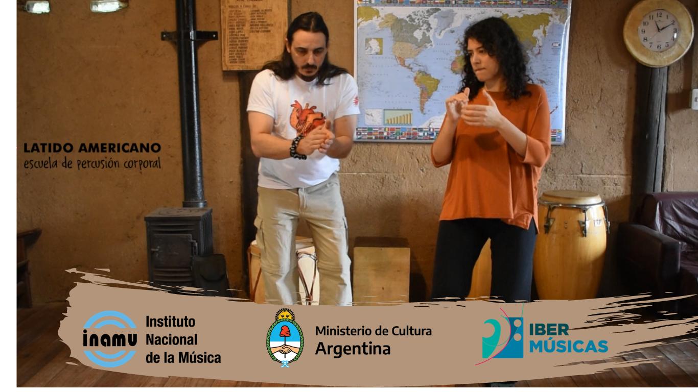 La Escuela de Percusión Corporal Latinoamericana de Argentina inicia sus capacitaciones on line