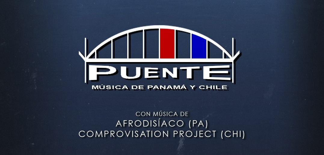 La banda Afrodisíaco de Panamá junto a Comprovisation Proyect de Chile nos acercan los primeros resultados de su intercambio virtual llamado «Puente»