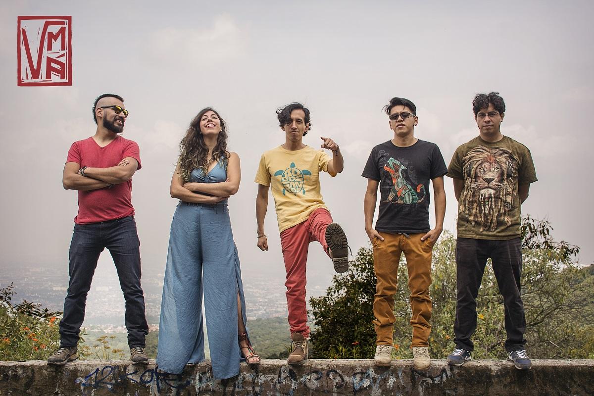 La agrupación Vibra Muchá de México inicia sus actividades con el proyecto Reggae a la Distancia para la Infancia de Latinoamérica