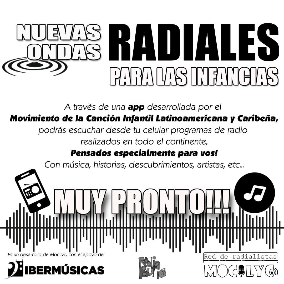 """A REDE DE RADIALISTAS DO MOVIMENTO DA CANÇÃO INFANTIL LATINO-AMERICANA E CARIBENHA, MOCILYC, REALIZOU O PRÉ-LANÇAMENTO DE SEU PROJETO """"NOVAS ONDAS SONORAS PARA A INFÂNCIA"""""""