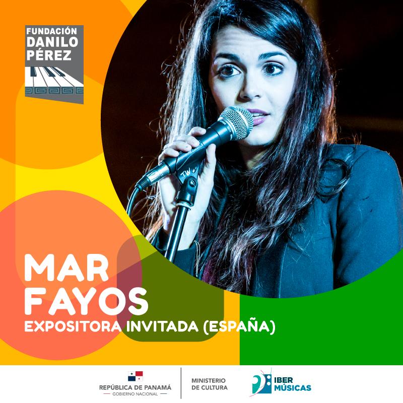 La Fundación Danilo Pérez continúa con su ciclo Conexión Musical Panameña, en esta ocasión con la presencia de la cantante y docente española Mar FayosAgrupación Musical Encuentros