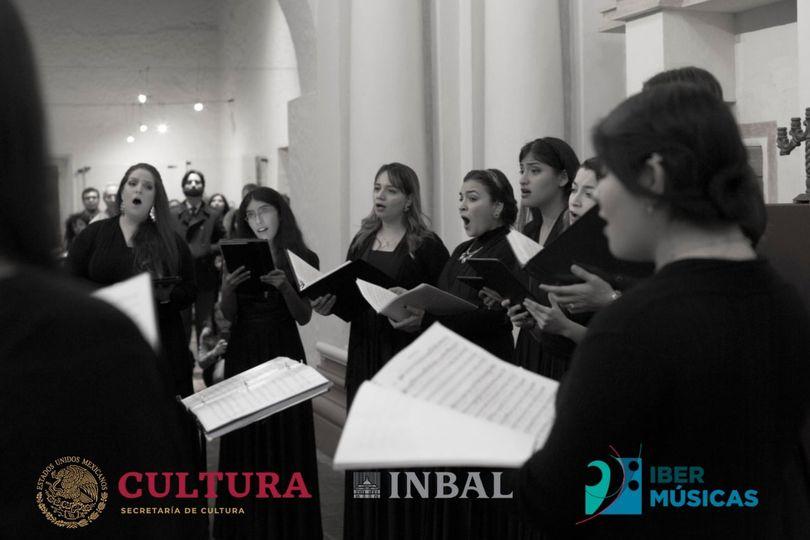 O Coro Feminino de Monterrey, México se apresentará no XX Festival Coral Internacional de Medellín, Colômbia