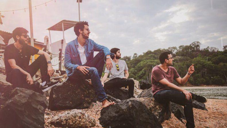 A banda Entre Nos do Panamá lança seu novo vídeo contando como convidada com Lucy Patané da Argentina