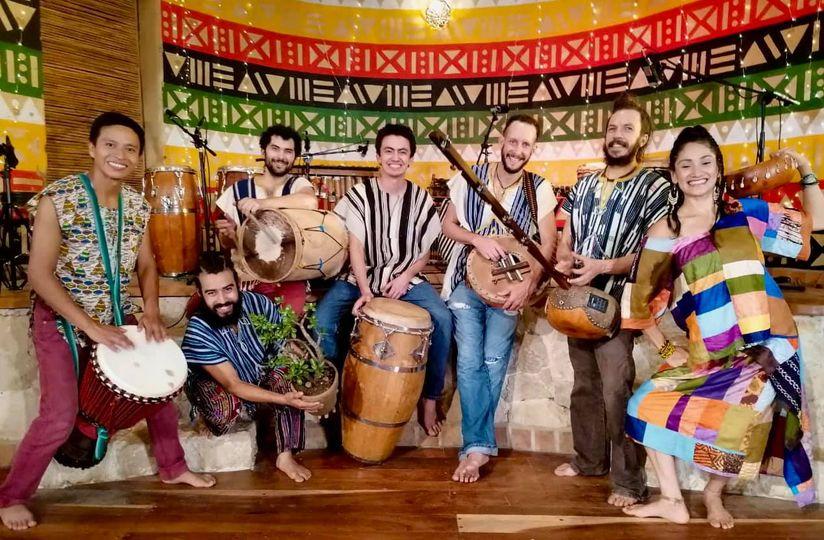 El Colectivo Maíz Negro de México presentó su Concierto Virtual con la participación de artistas de Argentina y Brasil